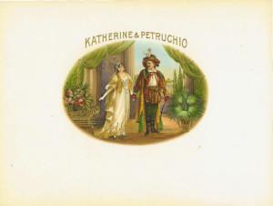 Petruchio and Katherine