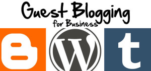 guest blogging business